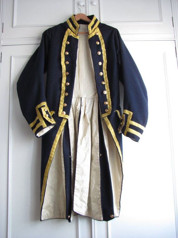 Navy uniform. All $10,300.00 USD worth! Because I'M worth it.
