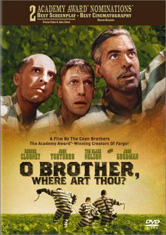 o brother where art thou george clooney  Brother, Where Art Thou? by