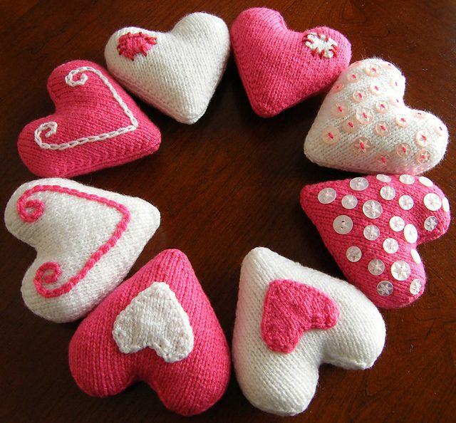 Valentine Heart Decorations