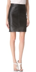 Womens Leather Clothing