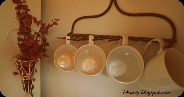 We Need Something Like This 14sixty Coffee Cup Rack