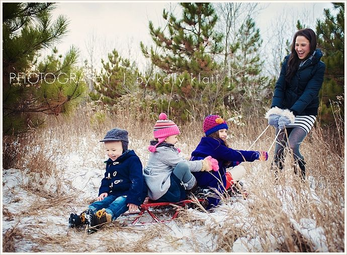 Hot Cocoa Part-ay  |  Spicer, MN Family photographer