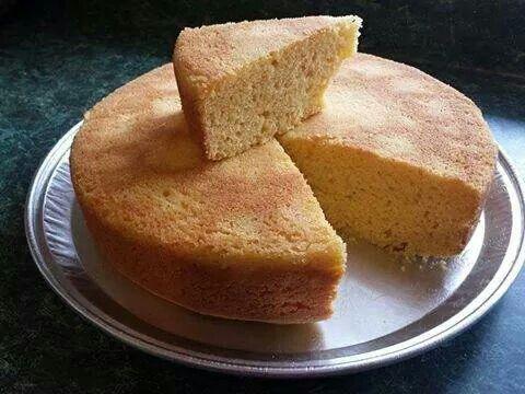 Pan de maiz | Spanish food recipes | Pinterest