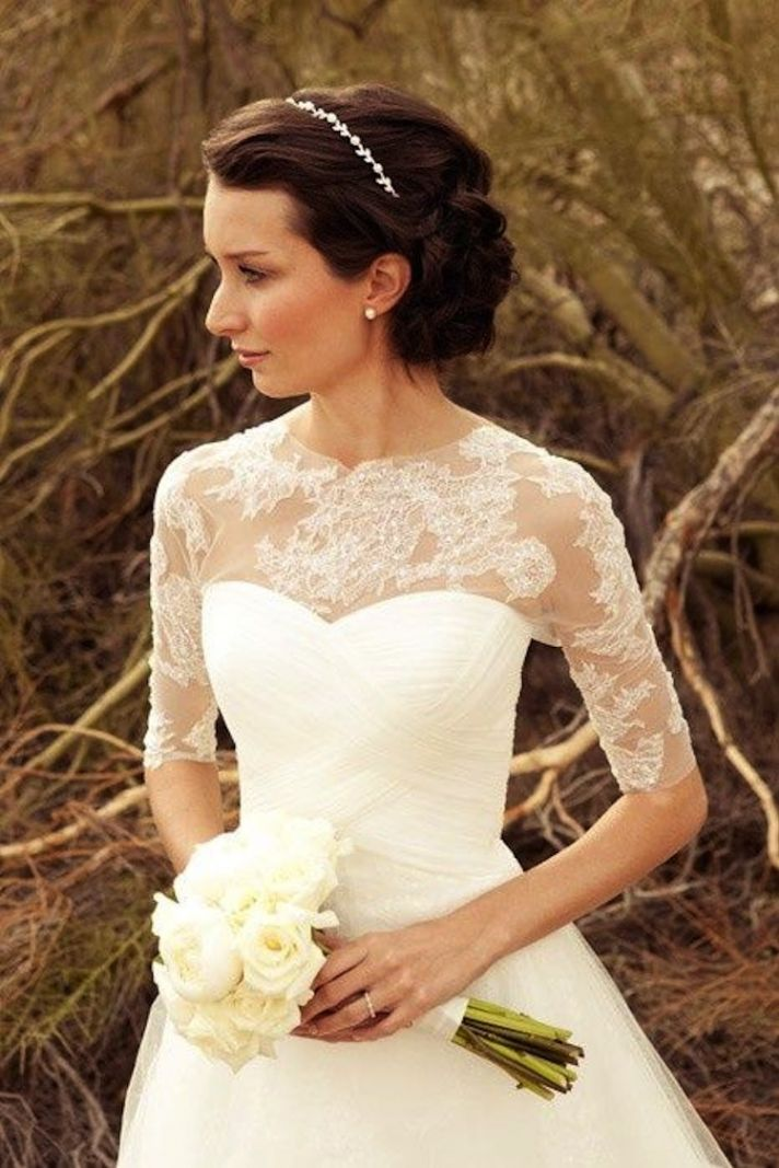 Back to Tradition With Classic Bridal Gown Silhouettes foto
