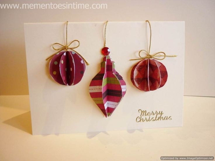 3d cards christmas craft pinterest for 3d xmas cards to make