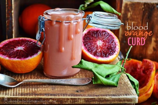 blood orange curd | Dessert Ideas | Pinterest
