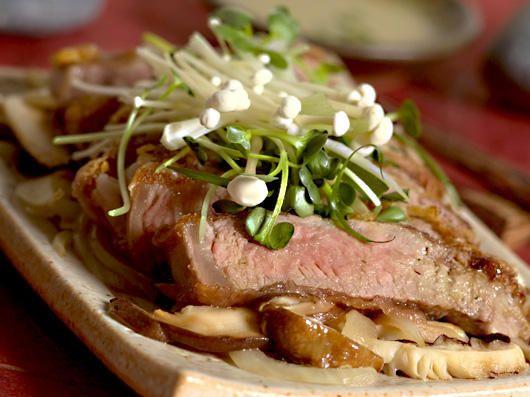 Wafu Garlic Steak Recipe | Foodland | Food | Pinterest