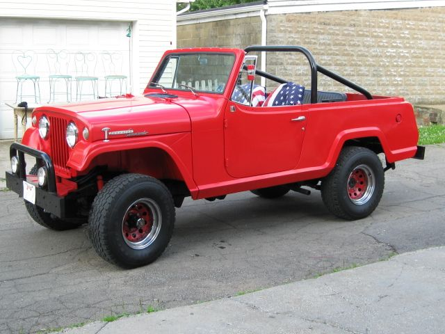 1967 Jeepster Commando | It's a JEEP thing. | Pinterest