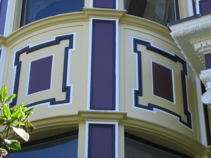 ColorFULL Victorian deet | Architectural Color Design ...