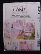Many Patterns   BABY BEDDING SEWING PATTERNS