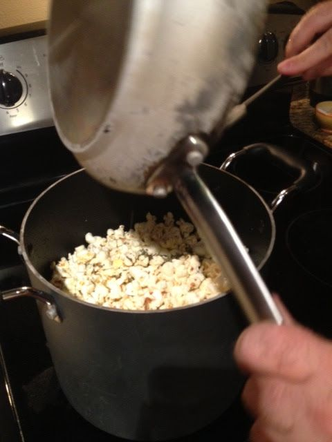 Brown Butter Sage Popcorn | Favorite Recipes and Drinks | Pinterest