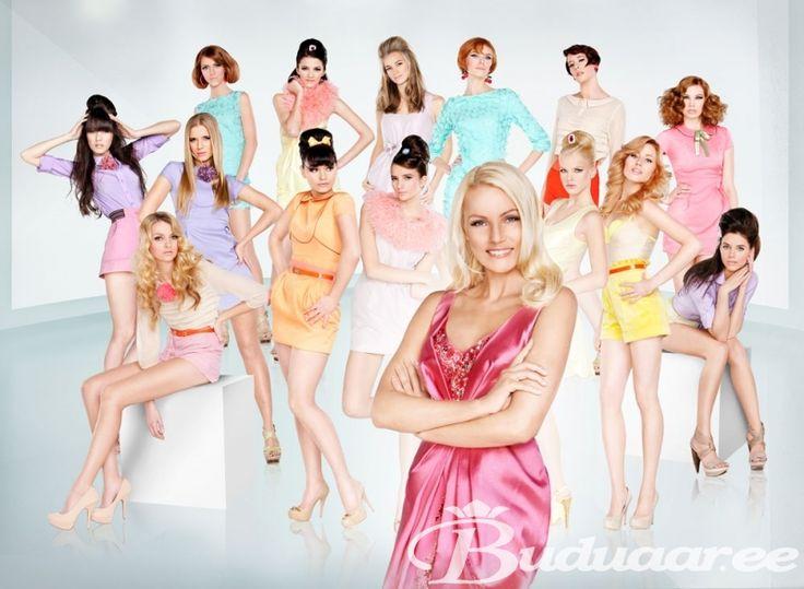 Estonia's next top model (janelistyle.com) - Magazine cover