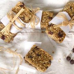 ... Chip Granola Bar Recipe (with low fat, vegan & gluten free options
