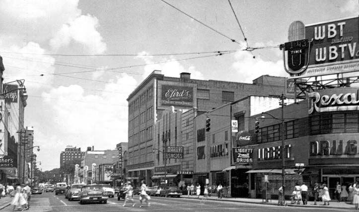 Vintage store charlotte nc