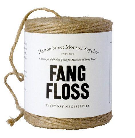 fang floss:)