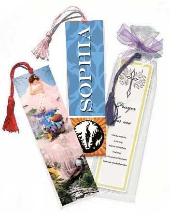 how to make fancy bookmarks