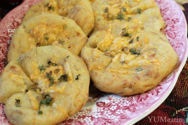 Cheddar-&-Chives-Potato-Bread Recipe - RecipeChart.com #Appetizer # ...