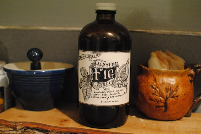 Tiny with Detail: Homemade Fig Bitters | drinks and cocktails | Pinte ...