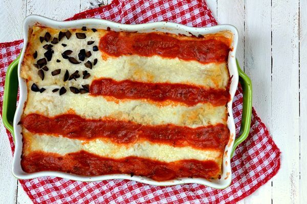 fourth of july finger food