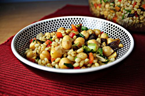 Moroccan Chickpea Barley Salad...Eat.Live.Be. for a Better 2011 ...