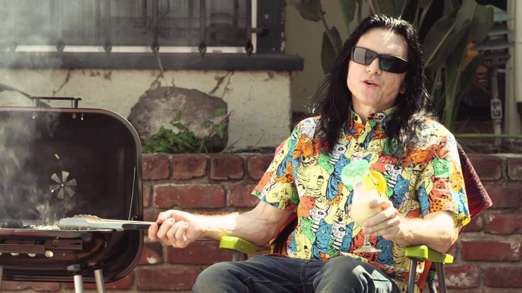 tommy wiseau memorial day message