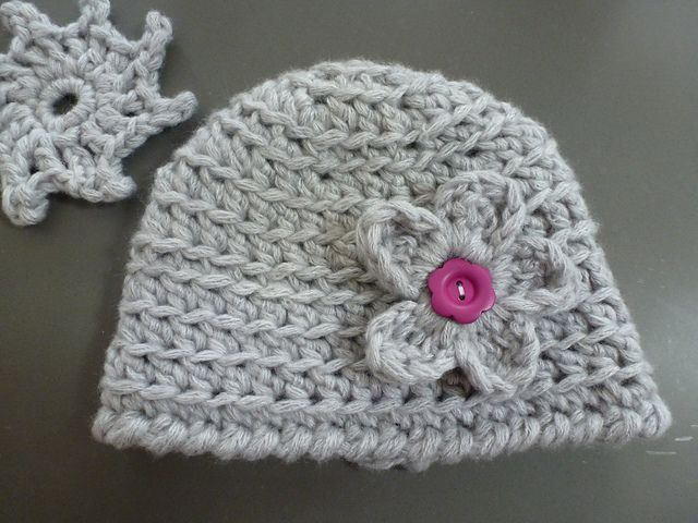 Ravelry: Super Chunky Hat free pattern Crochet/knit Pinterest