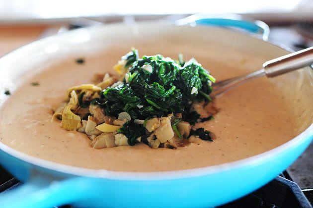 The Best Spinach Artichoke Dip Ever | Recipe