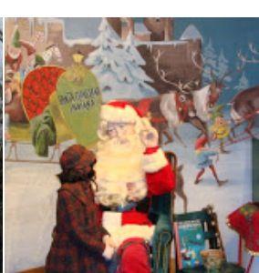 Santa Claus Indiana | INDIANA | Pinterest