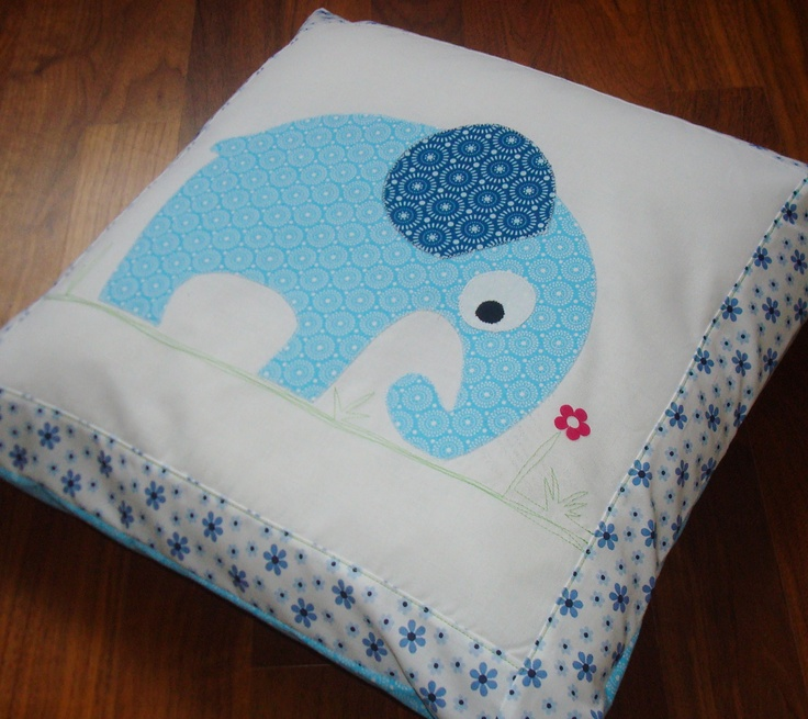 kinder kissen elefant n hen pinterest. Black Bedroom Furniture Sets. Home Design Ideas