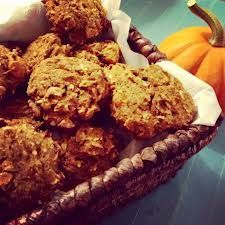 Pumpkin Spiced Oatmeal Pecan Cookies | {Skinny Food} - Desserts | Pin ...