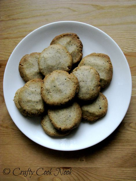 Coffee-Cardamom Shortbread | Cooking and Baking Magic | Pinterest