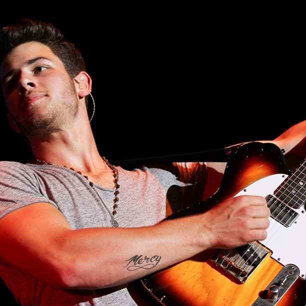 Times Nick Jonas Arms Literally Changed The World