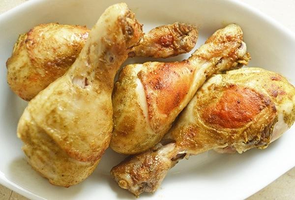 Georgian Chicken Drumsticks | Paleo/Primal Poultry Recipes | Pinterest