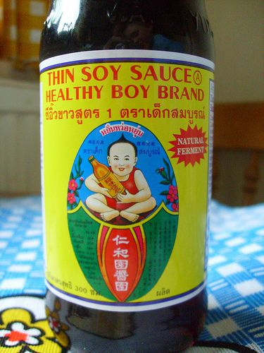 Thai soy sauce | PPK vegan 100(s) done! | Pinterest