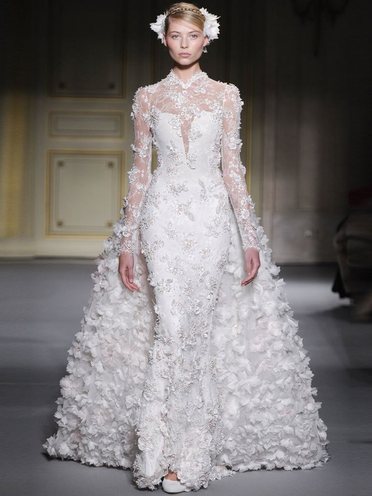Georges Hobeika Haute Couture printemps-été 2013
