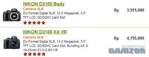 list harga kamera nikon - http://ceurik.com/nikon/list-harga-kamera ...