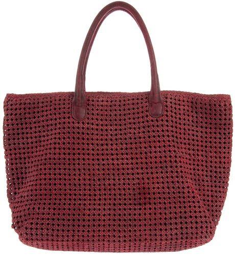 Crochet Cotton Bag : Crochet Cotton Bag Womens Fashion Pinterest