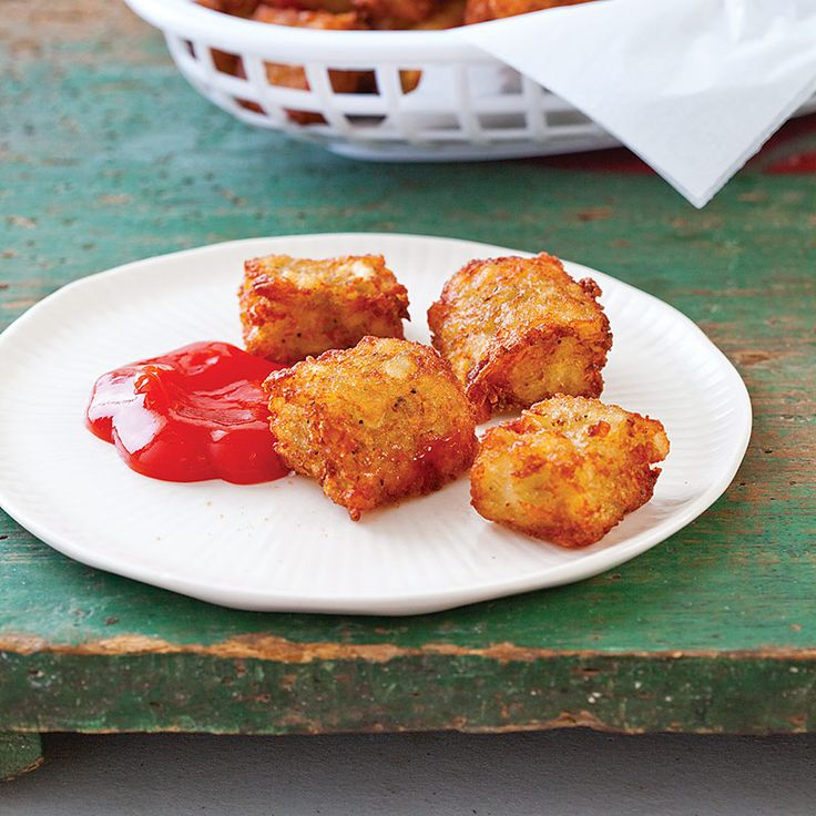 Crispy Potato Tots from Cook's Country