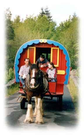 Brilliant The Award Winning Kilvahan Horse Drawn Caravan Experience Located In Coolrain, County Laois, Gives Visitors The Opportunity To Step Outside Of The Everyday Bustle And Unwind In The Beautiful Irish Midlands In A Unique Way Kilvahan