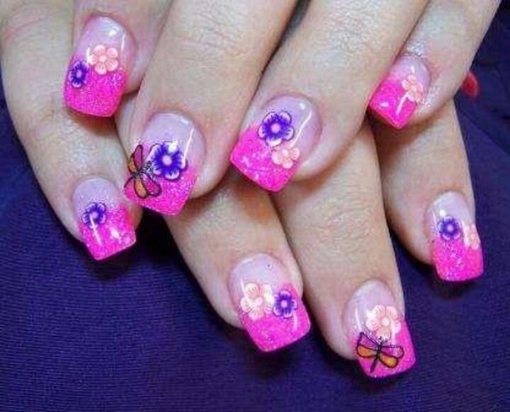 Dangers of gel nails. Can cause cancer | Fight Cancer | Pinterest