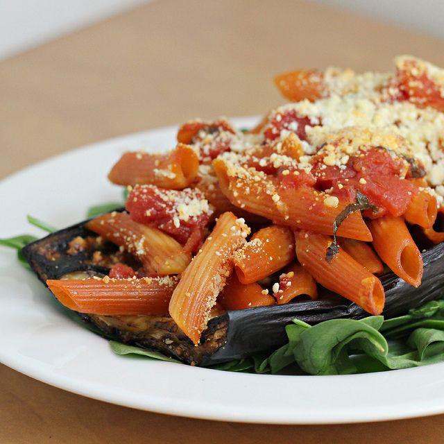 Baked Eggplant Pasta | newhairstylesformen2014.com
