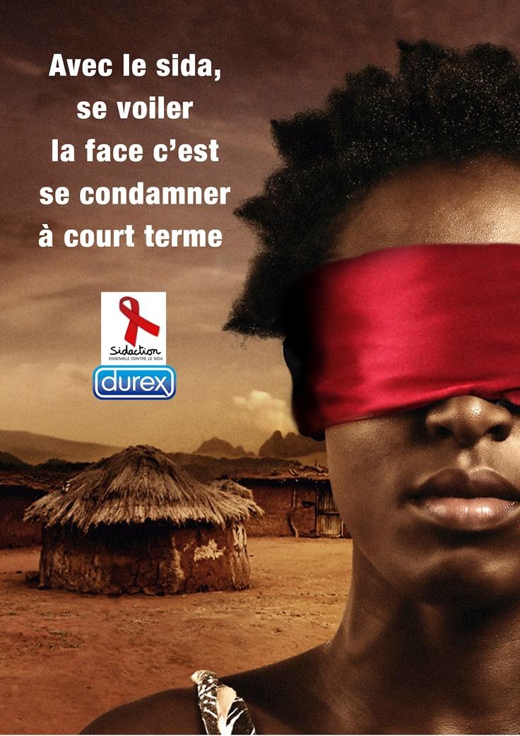 Durex - Sidaction Afrique (FIDJI)