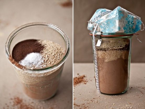 Hot chocolate mix | {brown} | Pinterest