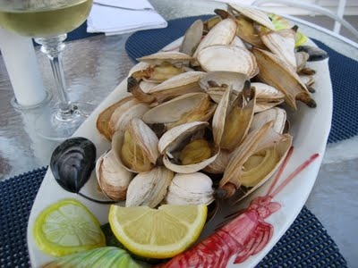 Steamed Clams made with Beer | Everything Tasty | Pinterest