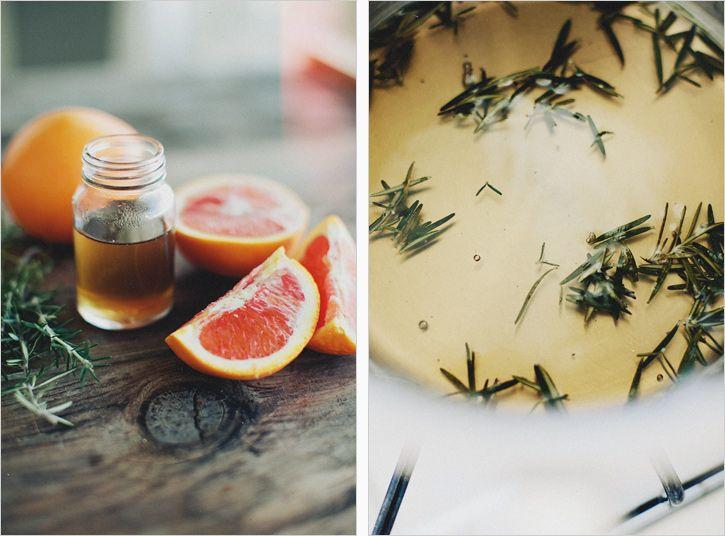 gin sparkler + old fashioned | drink | Pinterest
