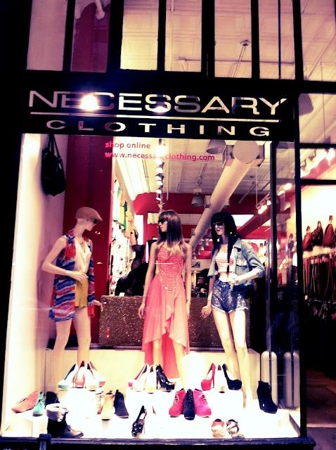 Clothing I Necessarily Need - Necessary Clothing