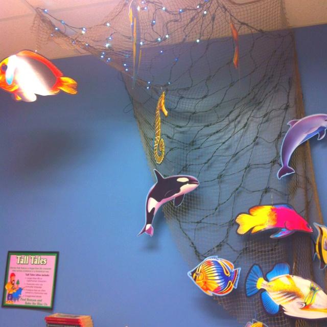 Under The Sea Classroom Decoration Ideas ~ Under the sea classroom decoration