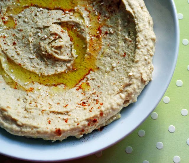 Roasted Garlic Hummus -- BEST recipe I've tried! (Sub actual roasted ...