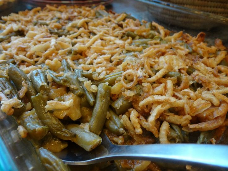Vegan green-bean-casserole | Pardon me, I seem to be drooling! | Pint ...