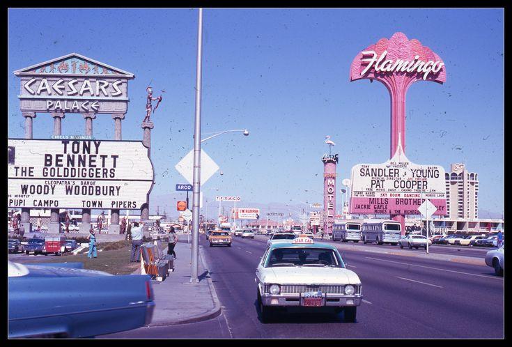 Las Vegas 1970 | Hotel~ Motel ~Holiday Inn | Pinterest